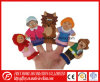 Nettes Story Talking Finger Puppet Toy für Baby Gift