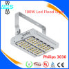 Cer, RoHS, TUV Certificate 100W LED Flood Light