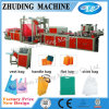 Model novo Non Woven Fabric Bag Making Machine Price para Flat Bag/Rope Bag
