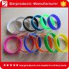 Braccialetto di sport del silicone di stampa di colore completo
