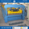 Металл Roof Panel Roll Forming Machine с Hydraulic Cutting