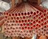 Tubo de cobre recto de cobre C1100 Pipe/C1100