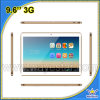 Fessure per carta di Shenzhen Wholesale 3G Tablet 9.6inch Quad Core 2*SIM