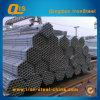 JIS Standard HDG Galvanized Steel Pipe für Structure
