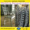 高品質のホテルの金属の結婚式のホールChiavariの椅子