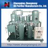 Máquina inútil de la regeneración del reciclaje lubricante del aceite/del aceite de lubricante/purificador del aceite de motor