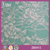 Elegantes Flower Lace Fabric für Gartment (Z80415)