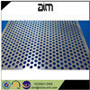 Feuille perforée de 304 solides solubles
