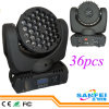 36PCS 3W DJ Stage Moving Head Beam Disco Light