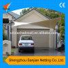 5X5m Novo HDPE Estacionamento para carros Sun Shade Sail (Fabricante / Fábrica)