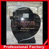 De zwarte Grafsteen van de Steen van het Graniet voor Grafsteen/Monument/Grafzerk