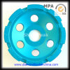 Diamante Single Row Cup Wheel para Granite para Glass