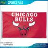 Squadra ufficiale 3 ' bandierina di pallacanestro dei tori di Chicago NBA di X 5 '