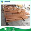 Banco de madera del banco del arrabio del patio de madera del asiento, banco antiguo del arrabio (FY-307X)