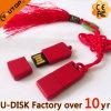 Do metal impermeável do estilo chinês do OEM disco instantâneo do USB (YT-3218-02L)