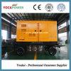 production d'électricité diesel électrique de générateur de la remorque 200kw/250kVA