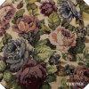 Tela del telar jacquar de la tela de Textil del sofá de la tapicería del algodón del poliester del T/C