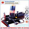 Auto-Descarregando o cilindro hidráulico telescópico do sistema
