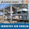 Dispositivo di raffreddamento di aria inossidabile del tubo dello scambiatore di calore dell'Assemblea di ventilatore
