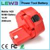 батарея електричюеского инструмента 14.4V Ni-MH