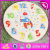 2015 nuovo Wooden Puzzle Toy, 3D Puzzle Game, Wooden Puzzle 3D Toy, Wood Puzzle Toy Game W14k001