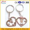 Цепь оптового сердца металла высокого качества ключевая, выдвиженческие подарки Keychains