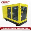Vier Draht-Überdachung-leiser Typ Dieselgenerator-Set des Anfall-vier