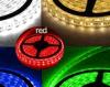 La nuova striscia 10-12lm/LED 5m di SMD LED indicatore luminoso di striscia di 5050 SMD IL RGB LED ha passato il Ce. RoHS, FCC