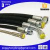 R2/2sn umsponnener Gummihydraulischer Gummiöl-Zweidrahthochdruckschlauch
