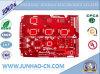 Rotes Msak 2 Schicht gedruckte Schaltkarte mit Doppelt-Seite Fr4 Schaltkarte-Vorstand