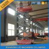 4m -18m 300kg 500kg 휴대용 일 플래트홈 자기 추진 망원경 일 플래트홈
