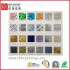 Ouro favorável quente metálico chinês do preço da folha de carimbo, cor de prata