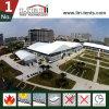Grand modèle de tente de double pont de voûte de 40m avec le mur en verre pour l'exposition