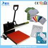 Operación fácil del calor del precio al por mayor de la fábrica de la prensa de la pantalla plana de alta presión de la máquina para la impresora de la sublimación