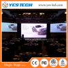 Alto colore completo di luminosità P3.9 che fa pubblicità allo schermo della fase posteriore del LED