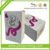 Rectángulo de empaquetado del regalo cosmético respetuoso del medio ambiente (QBC-1430)