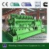 100kw de Goedgekeurde Reeks van de Generator van het Gas van de biomassa of Ce Genset en ISO