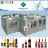 Máquina de rellenar carbonatada agua de la bebida del gas