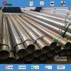 Pipa de acero inconsútil revestida de carbón de DIN30670 3lpe