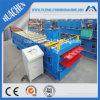 Profesional del metal Fabricante Panel de techo Máquina formadora de rollos