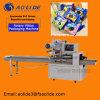 Цена упаковывая оборудования печенья Oreo автоматической подушки фабрики высокоскоростное