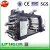4 Farbe HochgeschwindigkeitsFlexo Drucken-Maschine mit keramischem Anilox