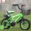 Fahrrad der Kinder, Kind-Fahrrad, scherzt Fahrrad mit Puppe-Sitz