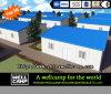 튼튼한 Recycleable 피난민 조립식 가옥 집