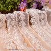 Шнурок вышивки сетки низкой цены высокого качества для одежды девушки