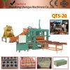 Machine à paver hydraulique automatique de bloc concret effectuant Machine/Brick effectuant la machine (QT5-20)