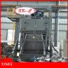 Machine à roues tournante de grenaillage de baril