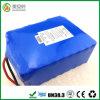 Kapazität 30.6ah 24V Lithium-Ionbatterie-Satz