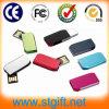 Metal Mini USB Flash Drive Top Memoria Flash, Memory Stick torcedura USB