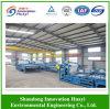 Deshidratación de lodos Municipal Máquina para el tratamiento de aguas residuales industriales